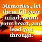 Memories - Grief