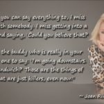 Joan Rivers Grief Quote