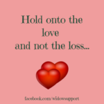 hold onto the love